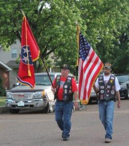Memorial Day Celebration at Reelfoot Lake Samburg Tennessee